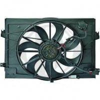Вентилятор охлаждения + диффузор koreastar krfd-013 на aveo/aveo II (двойной)