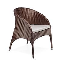 Кресло из ротанга на террасу, в кафе, бар, ресторан.Купить кресло из ротанга