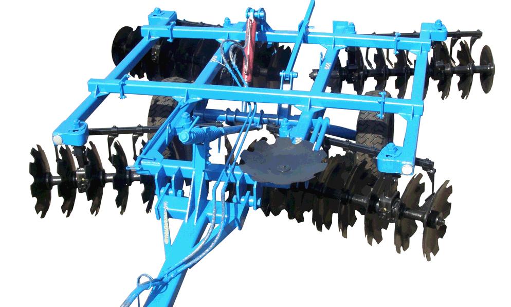 Борона дисковая тяжелая БДВ-3
