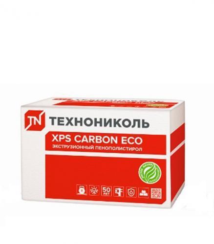 Экструдированный пенополистирол CARBON ECO 1200Х600Х50
