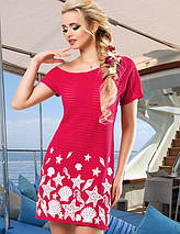 Женское летнее платье с морской тематикой (1469-1465-1467-1470-1466-1468 svt), фото 2