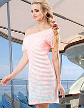 Женское летнее платье с морской тематикой (1469-1465-1467-1470-1466-1468 svt), фото 3