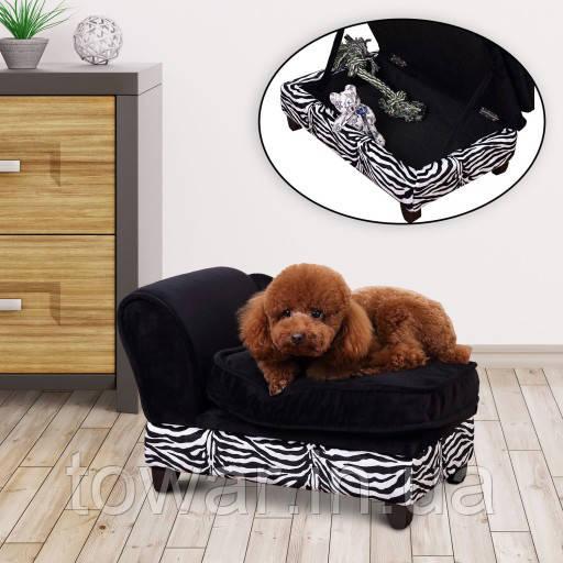 Диван софа для собак PawHut