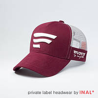 FAVORITE® fishing trucker cap, saltwater series limited edition. Private label hat by INAL® Headwear Manufacturer.