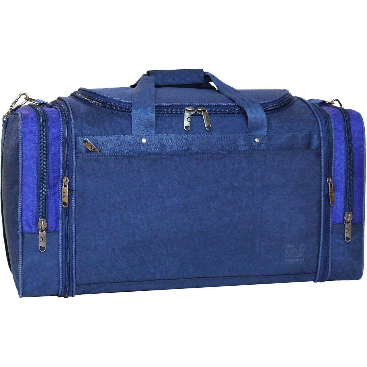 1653455f0d6a Украина Спортивная сумка Bagland Мюнхен 59 л. Синий электрик (0032570)