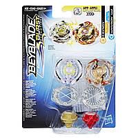 Игровой набор Hasbro Bey Blade Caynox Кайнокс и Wyvron W2 Виврон В2 2 Волчка (B9491_E1064)