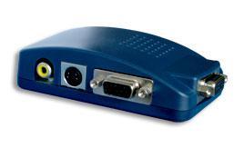 Преобразователь видеосигнала VGA-AV