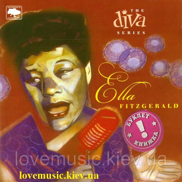 Музичний сд диск ELLA FITZGERALD The diva series (2003) (audio cd)