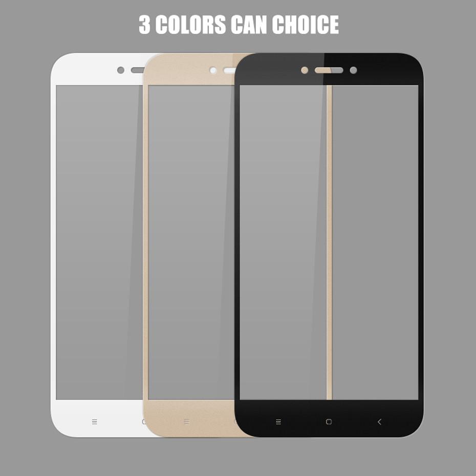 Закаленное 3D стекло TOMKAS для Xiaomi Redmi 4X / Xiaomi Redmi 4X Pro