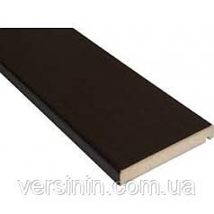 Наличник Deluxe64*6мм венге,каштан,ольха,ясень,грей