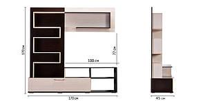 Стенка для гостиной 11, фото 2
