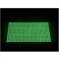 Светодиодный модуль P10DIPO-G зелёный для светодиодных экранов и вывесок IP65