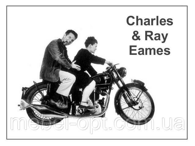 Еames chair: кресла эймс - дизайнерская работа Charles & Ray Eames