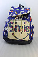 Рюкзак женский 005# синий
