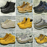 Новая партия зимней обуви