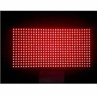 Светодиодный модуль P10DIPO-R красный для светодиодных экранов и вывесок IP65