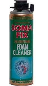 Очиститель монтажной пены Somafix 500 мл