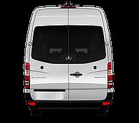 Стекло задней двери Mercedes Sprinter 2006-2018 распашонка с подогревом