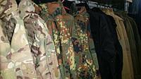 Тактические куртки из материала SOFT SHELL