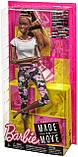 Кукла Барби Йога Безграничные движения афроамериканка - Barbie Made to Move, фото 4