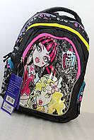 Рюкзак школьный  J-148# черный
