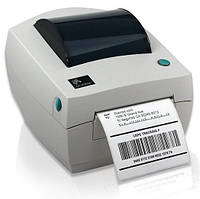 АКЦИЯ !!! НОВЫЙ Zebra GC420D ОРИГИНАЛ для Новой Почты принтер этикеток, фото 1