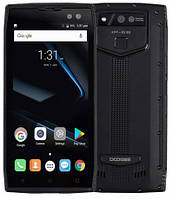 Смартфон ORIGINAL DOOGEE S50 Black (8Х2.3Ghz; 6Gb/64Gb; 16+13МР/16+8МР; 5180 mAh)