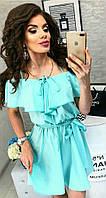 Платье женское легкое летнее  костр7868, фото 1