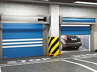 Скоростные спиральные ворота серии HSSD DoorHan, фото 1
