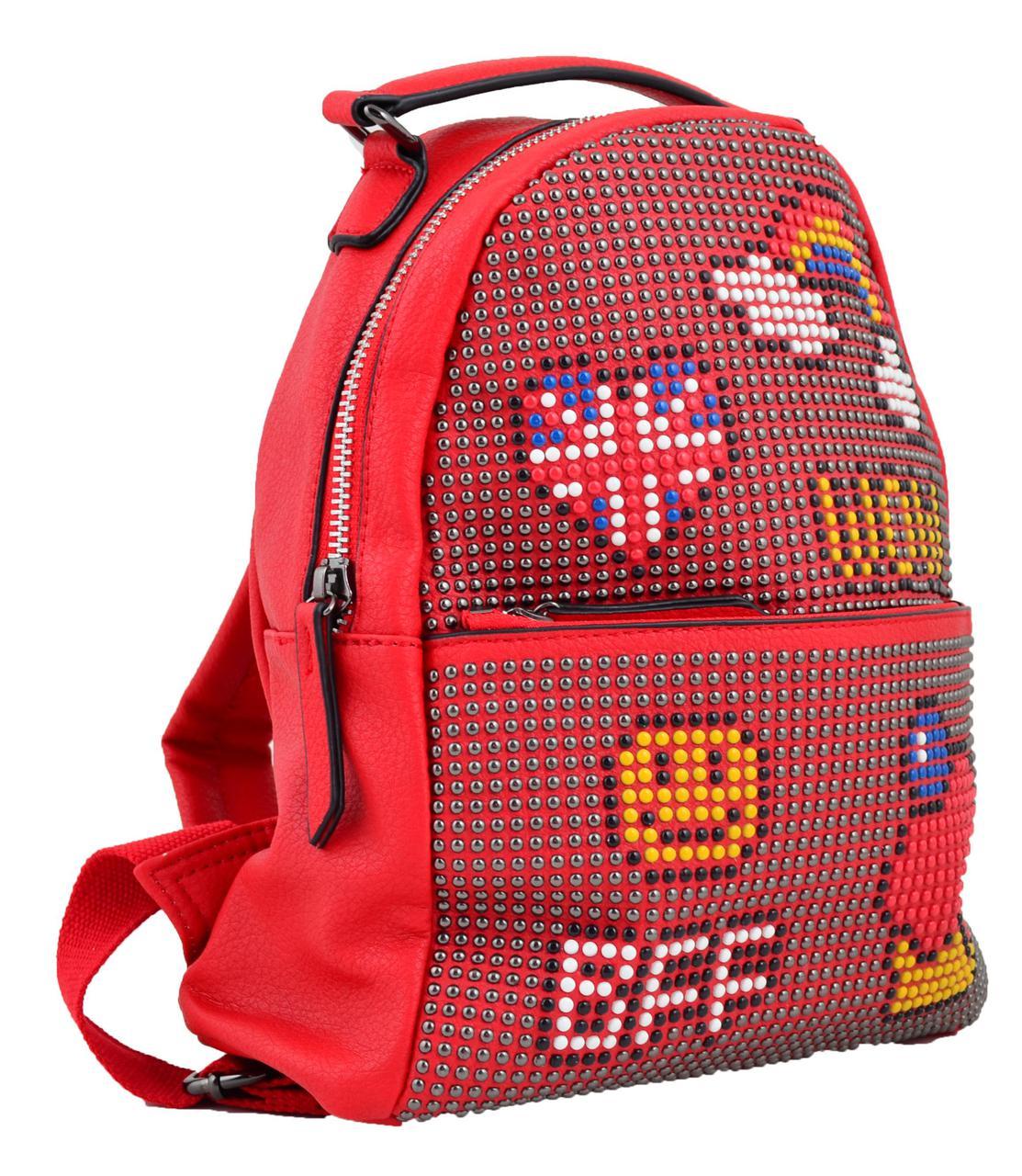 8588ec2bedd Сумка-рюкзак YES Weekend , 555174, 10 л, цвет красный — только ...