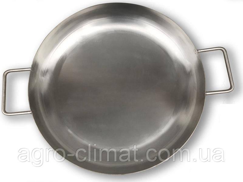 Сковорода из нержавейки 460 мм