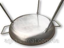 Сковорода из нержавейки 460 мм, фото 3