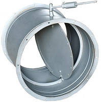 Клапан дроссельный RDA 100