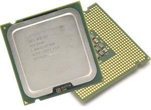 Процессор(775) Intel Pentium E6600 2 МБ кэш-памяти, тактовая частота 3,06 ГГц, частота системной шины 1066 МГц