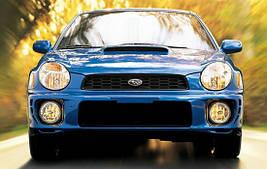 Subaru Impreza II 2000—2007г.в.
