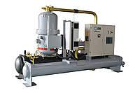Инверторніе чиллеры с вертикальными винтовыми компрессорами и водяным охлаждением WCFX(HP)-V (POSEIDON)