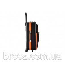 Чемодан Bonro Style набор 3 штуки черный, фото 3