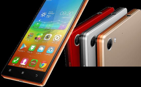 Lenovo готує оновлену версію смартфона Vibe X2