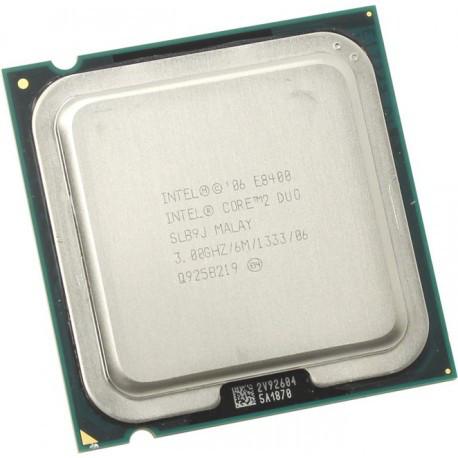Процессор(775) Core 2 Duo E8400 6 МБ кэш-памяти, тактовая частота 3,00 ГГц, частота системной шины 1333 МГц
