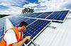 Монтаж и пуско-наладка солнечной электростанции