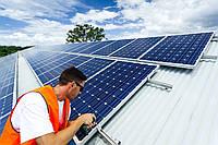 Монтаж и пуско-наладка солнечной электростанции от 1 до 30 кВт по всей Ураине