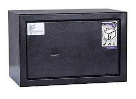 Сейф меблевий Ferocon БС-20К. 9005 200(в)х310(ш)х200(гл)