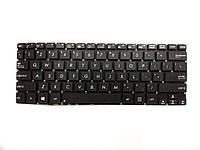 Клавиатура для ноутбука Asus F200, F200CA, F200LA, F200MA, R202, X200 шлейф по середине без фрейма черная RU новая