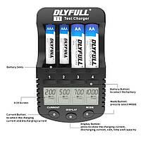 Зарядное устройство DLY Full T1 (Power Stations NT1000) для пальчиковых аккумуляторов (АА, ААА)