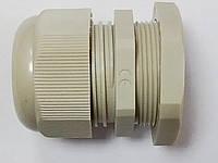Сальник для кабеля электромонтажный PG 11 мм