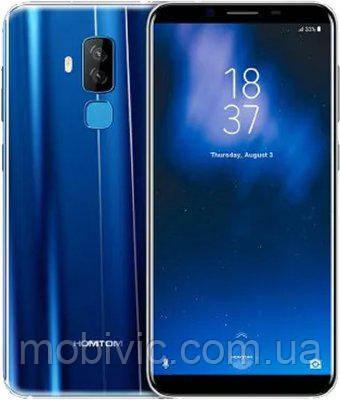 Смартфон HomTom S8 (blue) оригинал - гарантия!