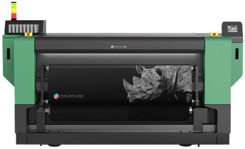Принтер для рельєфної печатки Dimensor S
