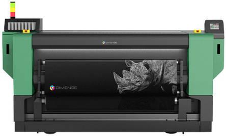 Принтер для рельєфної печатки Dimensor S, фото 2