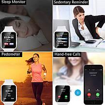 Умные часы FITZ с камерой, Bluetooth и сенсорным экраном, фото 2