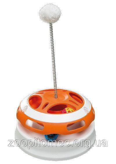 Игрушка для кошек круглой формы VERTIGO ferplast